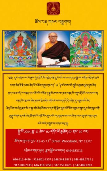 HH Dagchen Rinpoche
