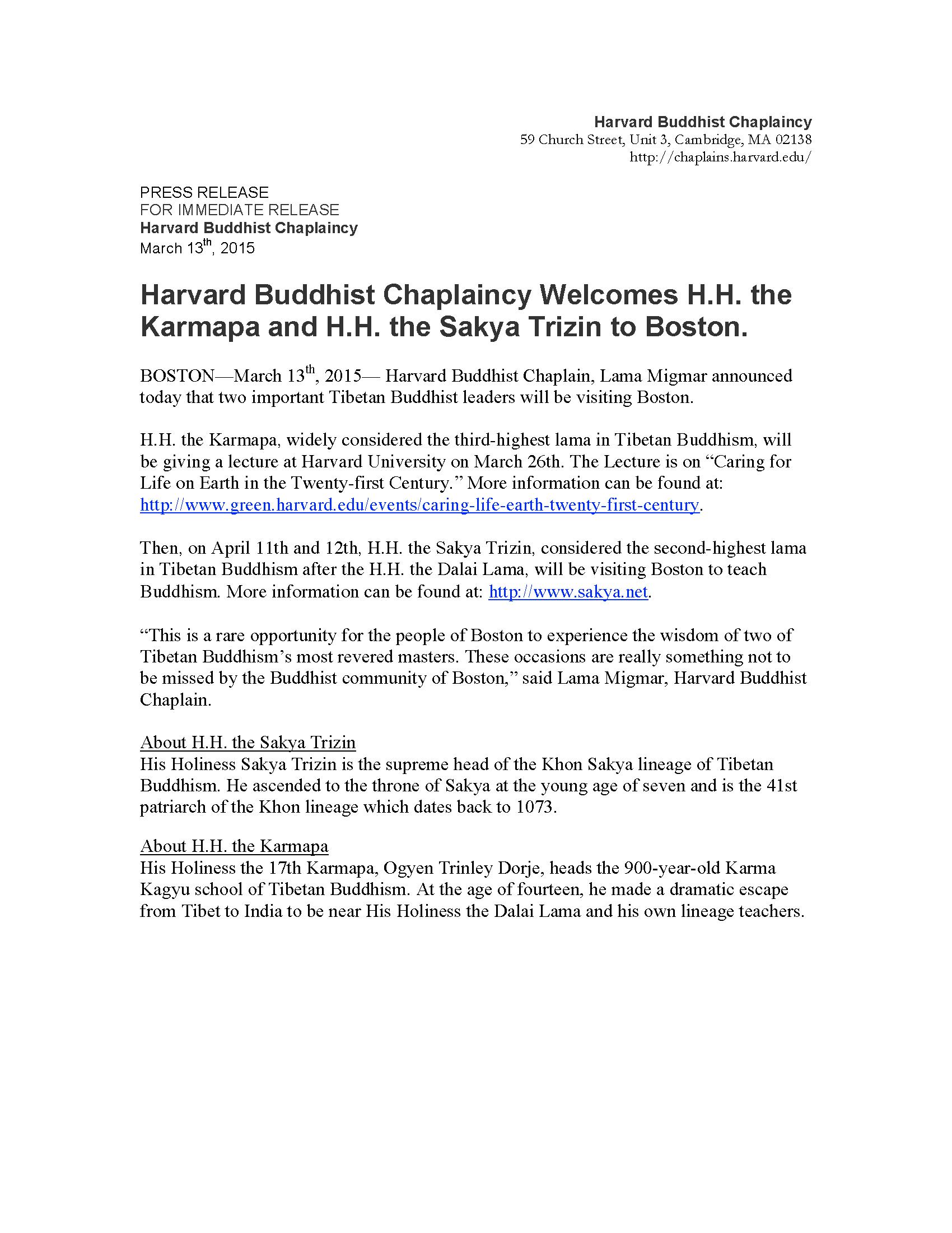 Press Release 2015 1