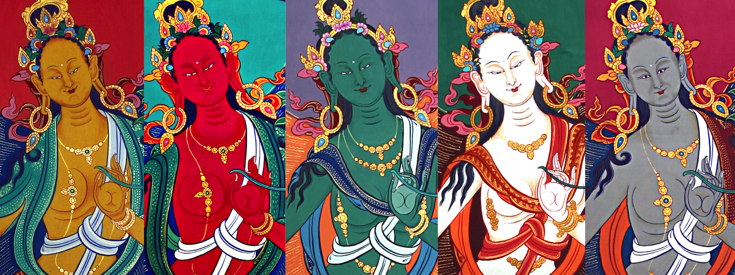 21 Tara (21tara.net) - sharing spiritual practice materials to support worldwide Tara practitioners.